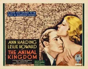 película en inglés el reino animal