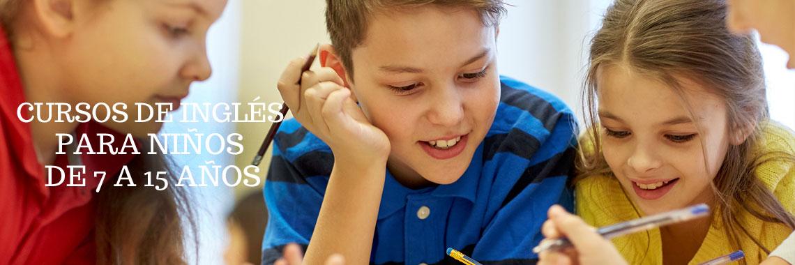 Aprenderán inglés mas rápido que en otro centro convencional y obtendrán un perfecto equilibrio entre el dominio oral y el escrito.