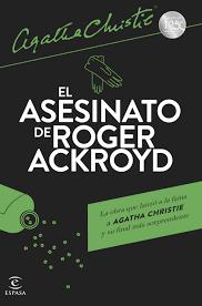 Lectura del día: El asesinato de Roger Ackroyd