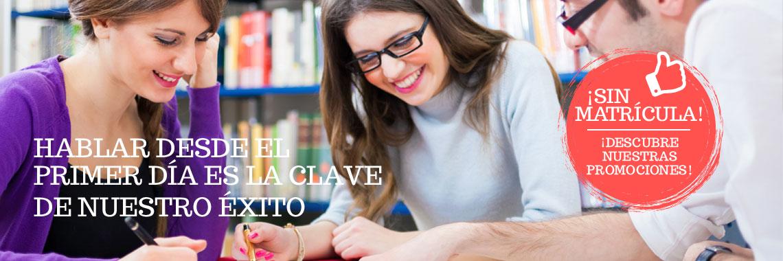 En Bilbao School hablarás desde el primer día inglés